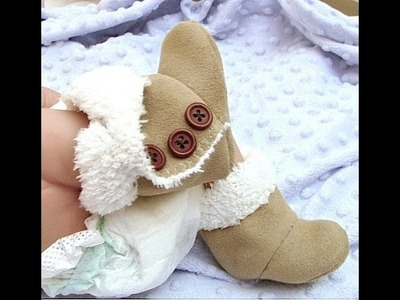 Baby SnUgg Boots