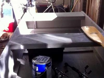 DIY Cheap $60 Plywood Jon Boat!