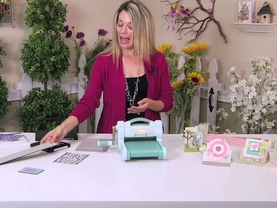 DIY Crafts With The Sizzix Big Shot