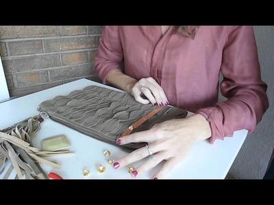 DIY Customizar un bolso