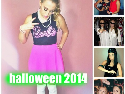 DIY Halloween Costumes Lookbook