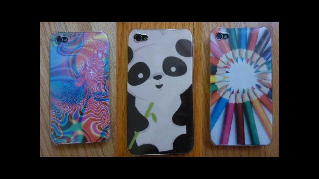 DIY Interchangeable Phone Cases