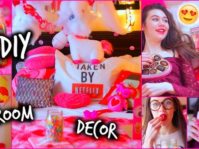 DIY Room Decor : Valentine's Day Decorations.Gifts