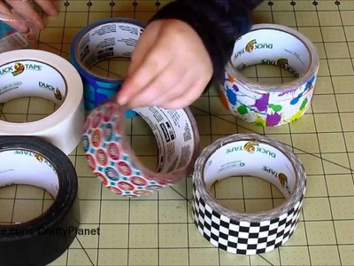 ★ Duct Tape HAUL ★ SIX Fresh Rolls From Target (Duct Tape Crafts, Duct Tape Tutorial, Duck Tape)