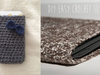 EASY iPhone, iPad, and Laptop Sleeve