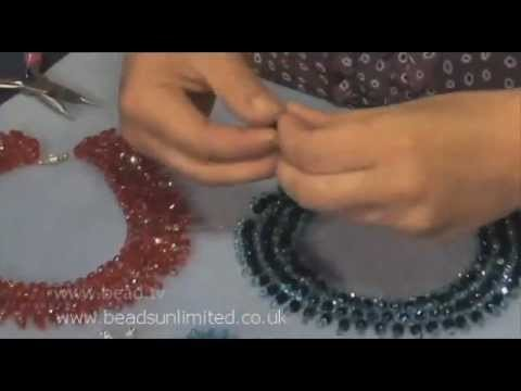Make a Stunning Seven Row Necklace
