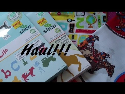 Random Stores Haul (craft, nail, etc. )!!!