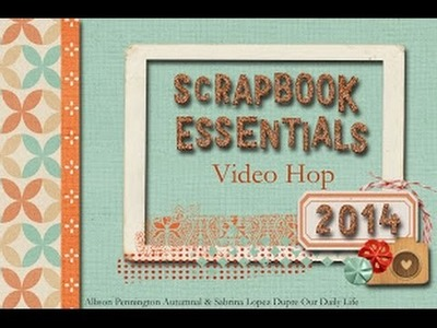 Scrapbooking Essentials: Top 10