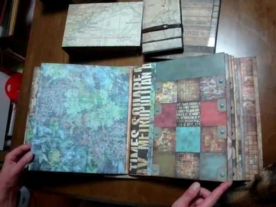 Scrapbooking - Kathyorta's Year In Review -