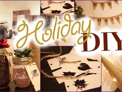 VLOGMAS DAY 3!! | DIY Mason Jar Gifts!