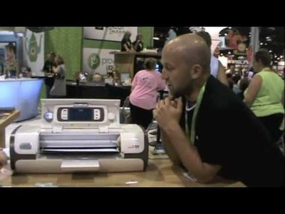 Www.thepaperlife.com Amy Coon shows you the new Provo-craft Cricut Imagine