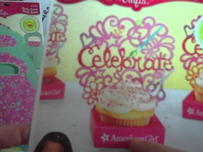 American Girl Crafts Party Collection Hands-On Review Demo