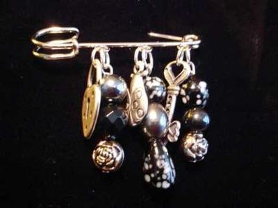 Bracelets bag charms and hair slides