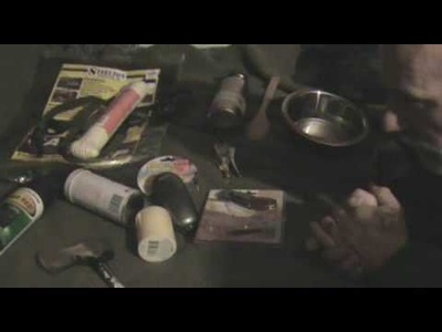 Building a Discount Bushcraft Kit