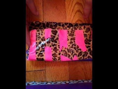 Crafts and Ideas out of Duct tape:)