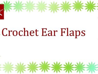 Crochet Ear Flaps Stitch Tip