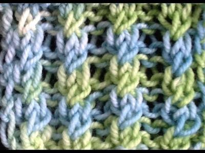 Cross Stitch Ribbing