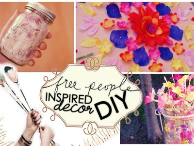 DIY: Free People Inspired Summer Decor!
