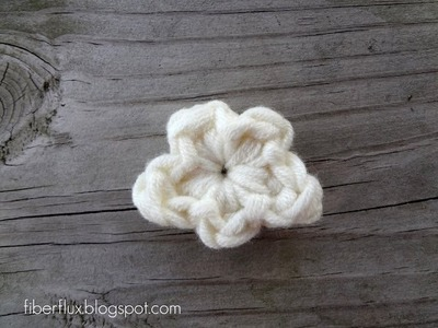 Episode 38: How to Crochet a One Round Cloud