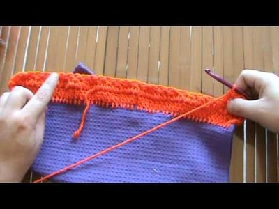 Halloween Crochet Towel Topper - Part 5 (Final)