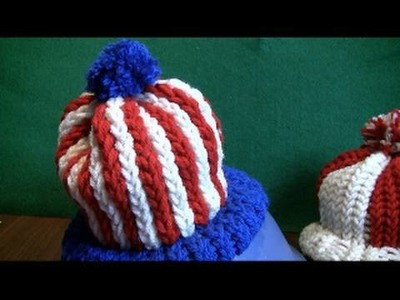 How To Make USA Pom-Pon Pom-Pom