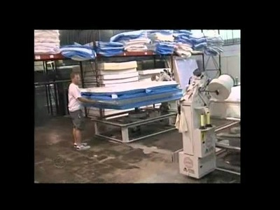 Made In Cleveland:  Murmaid Mattress Factory