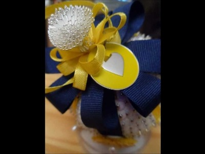 'Nautical But Nice' Sequin Ornament Craft Tutorial HD