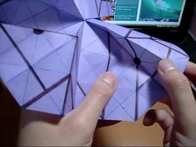 Origami Rose 3 (Part 1) (Reuploaded)