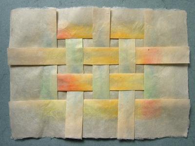 Origami Time Lapse: Square Weave (Eric Gjerde)