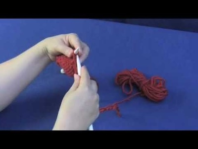 Purl Through Back Loop (pbl or ptbl)