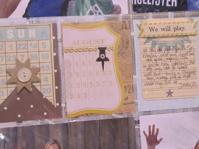 Scrapbook Convention - Jenni Bowlin Simple Stories Project Life