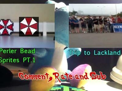 #9: 【Perler Bead Sprites Pt.2】