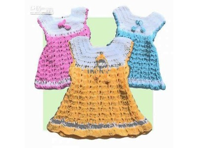 Baby Knits Cutest Baby Dress