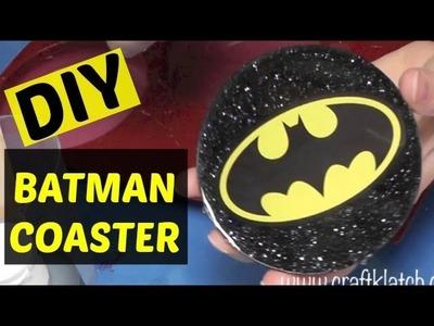 Batman Coaster - Another Coaster Friday Craft Klatch