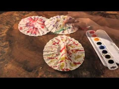 Craft Club's Coffee Filter Hearts Video