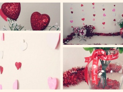 DIY Affordable Valentine's Day Decor! | spreadinsunshine15