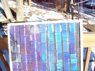 Diy solar panel grid tie