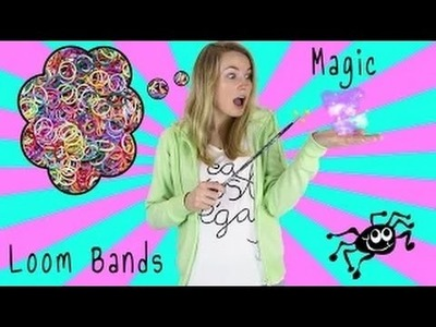 How To Loom Bands Magic Tricks DIY 6 Magic Tricks with Rubber Band & Unboxing YouTube Play Button