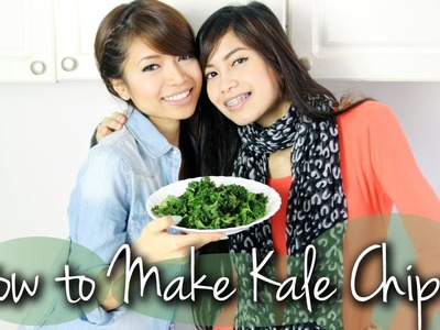How to Make Kale Chips (DIY Easy Recipe)