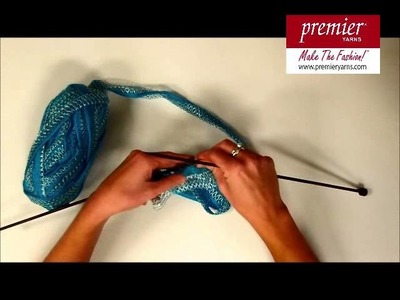 Knitting with Starbella Lace