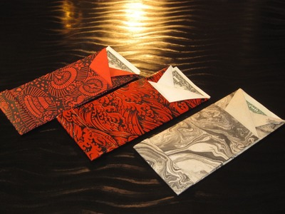 Origami: Sy Chen's Red Envelope