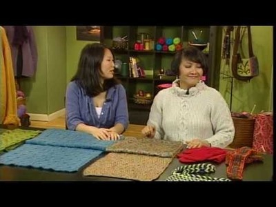 Reversible Cables with Lily Chin - Knitting Daily TV Episode 402