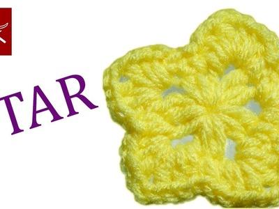 Small Crochet Star Merritt Crochet Geek