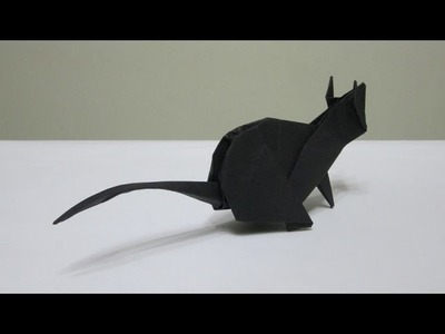 Tutorial on the Origami Mouse by Steven Casey (May 2011)