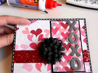 Valentine's Projects-LO, Tags & Cards!! plus VR to BAcraftygirl challenge