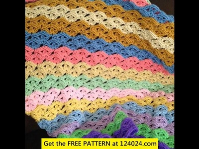 Bernat crochet baby blanket patterns free