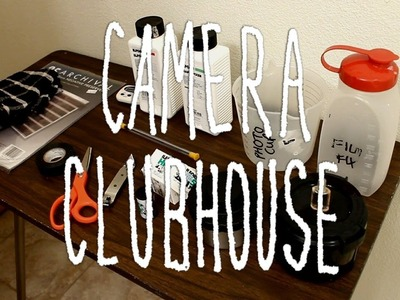 DIY Black and White Film Developing Tutorial - Camera Clubhouse