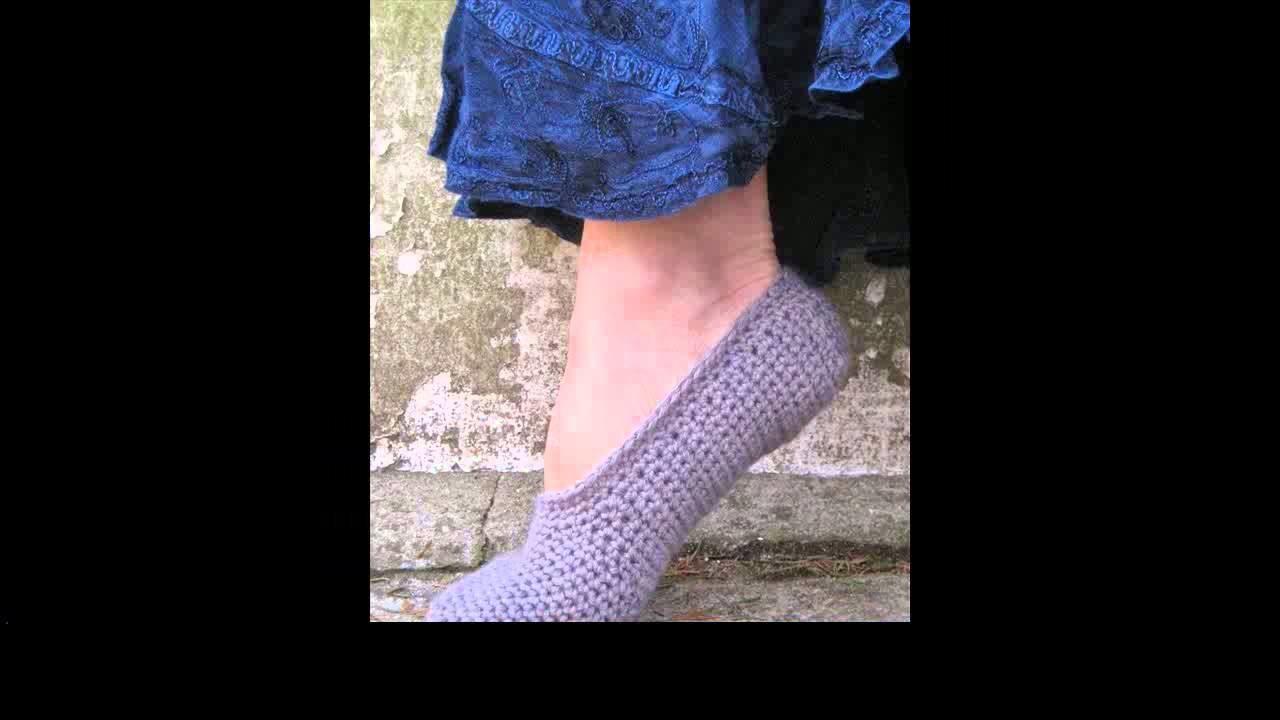 Free crochet patterns for socks
