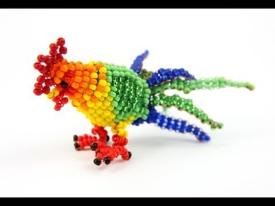 How To Make Beaded Animals