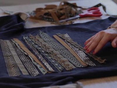 I DIY: Kenzo Sweatshirt